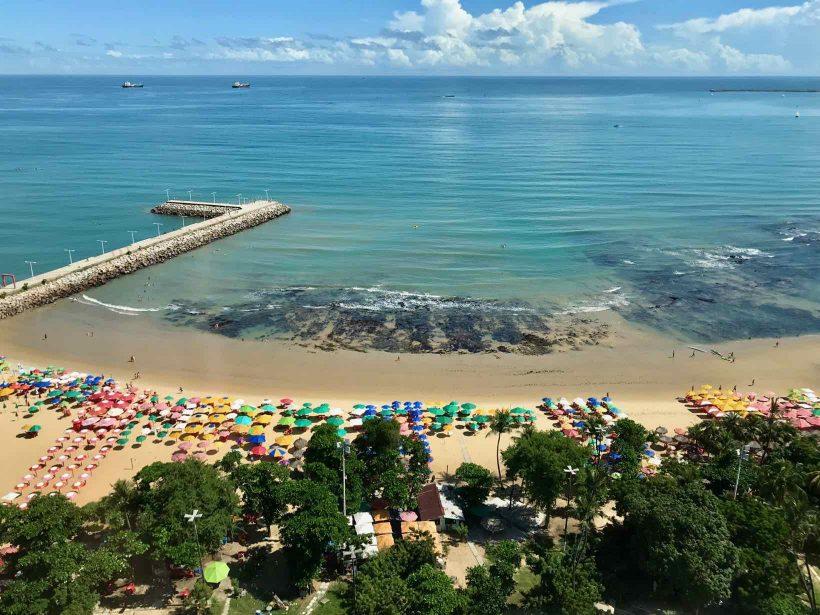 Melhores Lugares de Fortaleza e de Recife